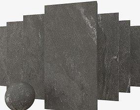 3D Stone Set Tierra Black 60x120 Set 3