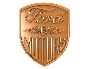 ford Ford motors cnc 3d model