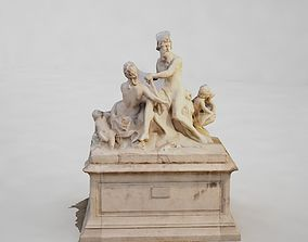 3D Garden de Louvre