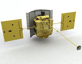 Messenger Satellite 3D model