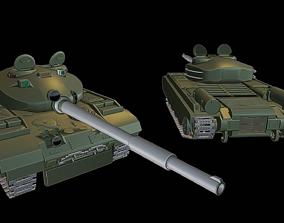3D print model tanks