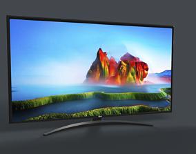 3D asset LG 50 Smart TV