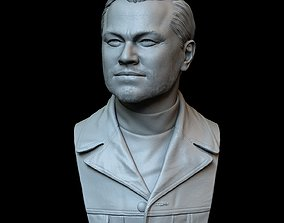 3D printable model Leonardo DiCaprio from Once Upon a 2