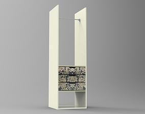 Wardrobe 8 3D printable model
