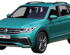 Volkswagen Tiguan 2021 3D