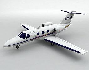 Cessna Citation Aircraft 3D asset