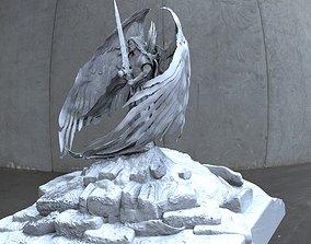 3D Arch Angel Michael