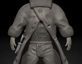 Mono from little nightmares II 3D print model