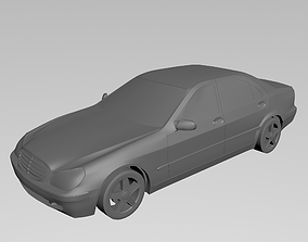 Mercedes Benz W220 Printable w220