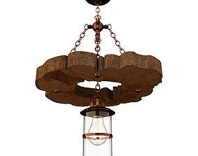 Lamp ends 3D model