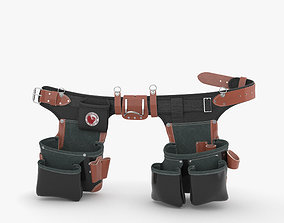 Occidental Leather B9588 Belt 3D model