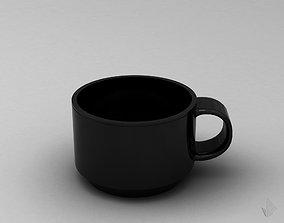 CUP---002 mug 3D printable model