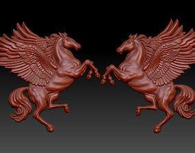 art pegasus 3D print model