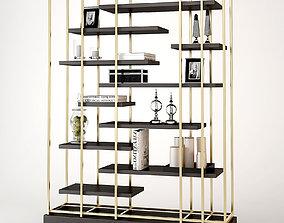 Eichholtz Cabinet Ward 3D model