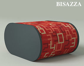 Partner Soft seat by Bisazza 3D model