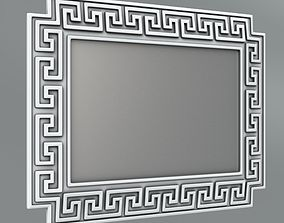 Frame for mirror 22 3D