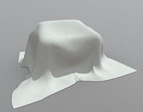 Sofa Cover 3D model
