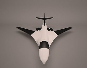 weapon Military Aircraft 3D