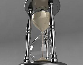 3D model Hour Glass minute