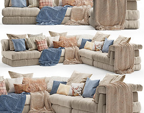 Sofa Ethnic 3D