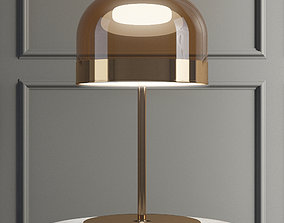Fontana Fontana Arte Table Lamp 3D model