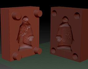 statuette 3D print model