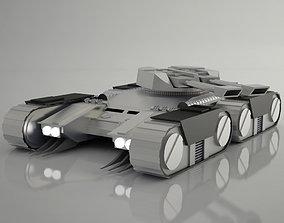 BEAM TANK 3D model