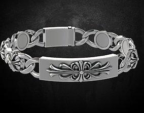 3D print model Bracelet on the arm 88