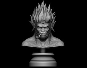 King Monkey 3D printable model