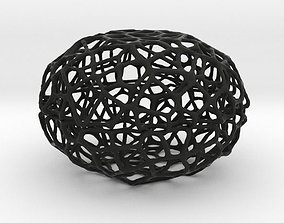 3D print model Voronoi Pearl Light Lamp No III