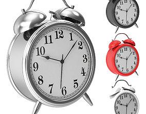 3D antique Alarm Clock
