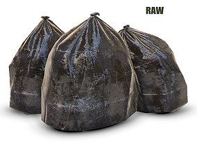 garbage bag - PBR Game-Ready 3D model
