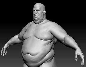 3D Male body 10