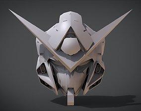 GN-001 Gundam Exia Head 3D printable model