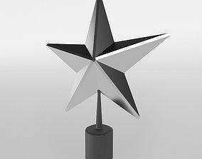 3D Christmas Star v1 002