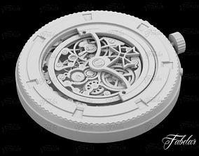 Watch 32 no textures 3D model