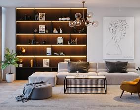 3D Duplex Apartment 2