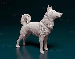 3D print model Laika dog