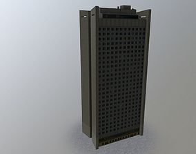 Zelenograd Business 3D asset