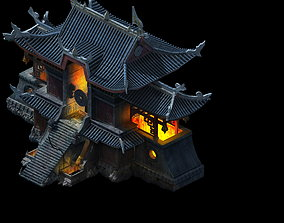 Game model - refining fire temple