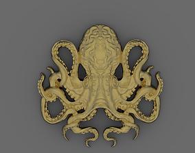 kraken 3D printable model