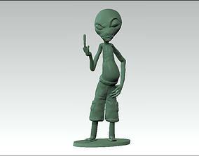 3D print model Paul1