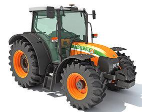 Stara Tractor 3D