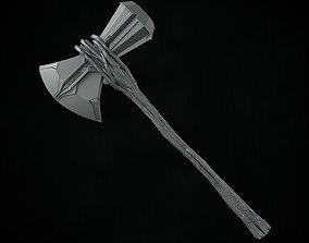 Storm Breaker Avenger Endgame Thors 3D printable model 1
