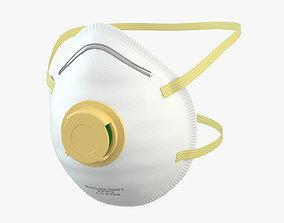 Respirator Mask N95 3D
