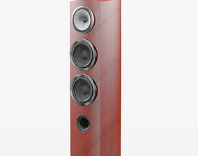 Bowers and Wilkins 804 D3 Rosenut 3D