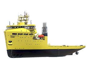 Offshore Carrier 3D