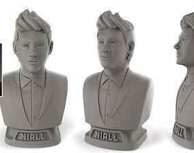 3D print model Niall Horan bust