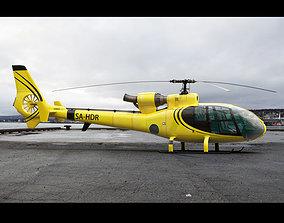 3D Aerospatiale SA Gazelle