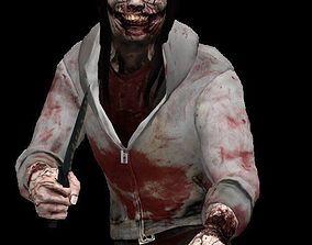 Jeff The Killer 3D
